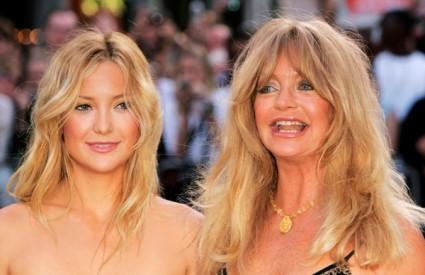 Mama i kćer stare jednako