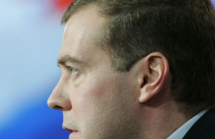 Dmitrij Medvedev Sjeverna Koreja
