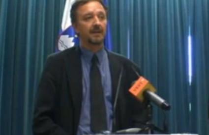 Glasnogovornik MVP-a Slovenije Milan Balažic blokadu pregovora naziva sadržajnim rezervama