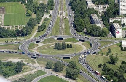 Zagreb regulacija prometa