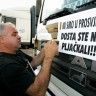Prijevoznici prijete prosvjedima oko carinarnica