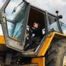 Blokade prometa traktorima, otežana vožnja