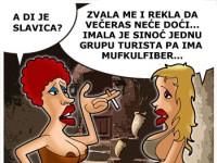 Karikatura dana by ZIG - listopad