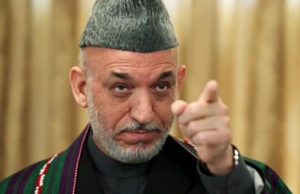 Karzai pokazao izlazna vrata iz pokrajine Warzak