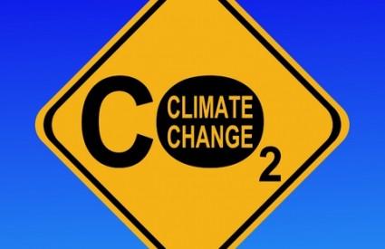 Globalna emisija ugljičnog dioksida raste