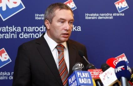 Dragan Kovačević zagrebački HNS