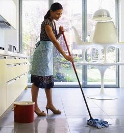Ništa od dijete kućanskim poslovima
