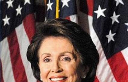 Nancy Pelosi ga je dočekala... napokon