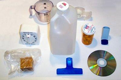 Najčešći plastični predmeti u kući