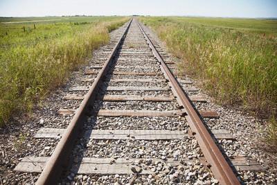 Nastradao je vlak i okolni prozori