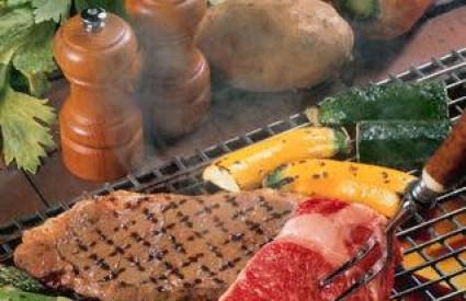 Kako roštiljati kao profi:)