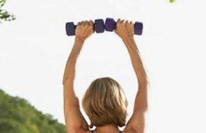 Tjelovježba važnija od prehrane
