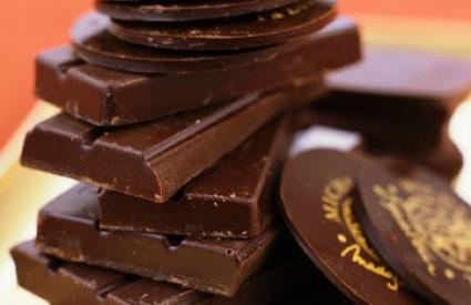 Čokolada mora biti što tamnija