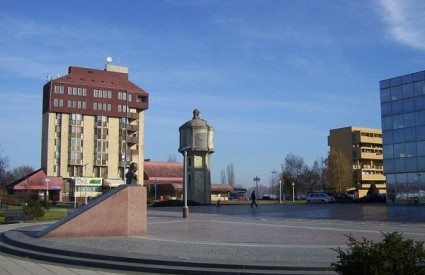 Obnovljeni trg dr. Franje Tuđmana