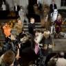 Tisuće klinaca posjetilo Obame u Noći vještica