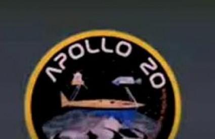 Svemirski brod na Mjesecu