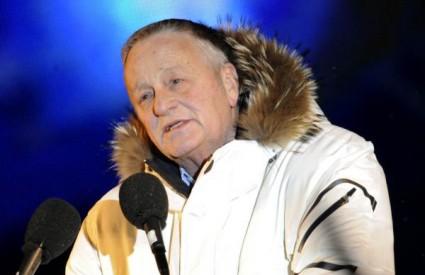 Gian Franco Kasper, predsjednik FIS-a