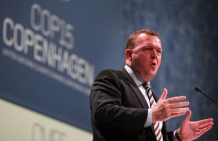 Lars Loekke Rasmussen, danski premijer