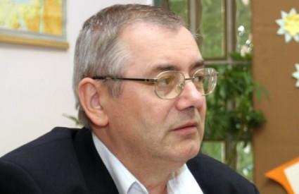 Ivan Miklenić, glavni urednik Glasa Koncila