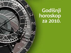 Godišnji horoskop 2010