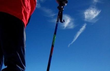 Skijanje je užitak .. za neke :)