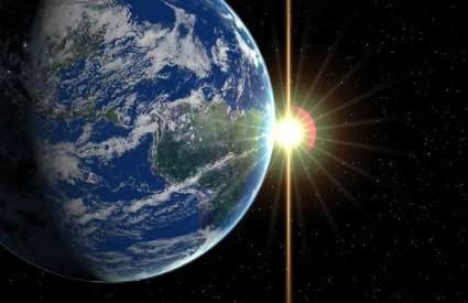 Zemlja svemir