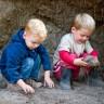Pustite djecu da kopaju po blatu i jedu prljavim rukama