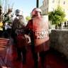 80 uhićenih u sukobima u Grčkoj