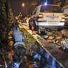 Automobil se zaletio u hidrant na Trgu žrtava fašizma
