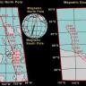Sjeverni magnetski pol juri na istok