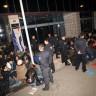 Policajci raznosili studente ispred Ministarstva znanosti