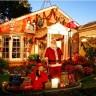 Božićni ukrasi puno prije Božića uveseljavaju ljude
