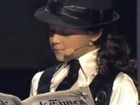 Antonia Dora Pleško - finale Supertalenta