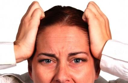 Stres je jači kod žena