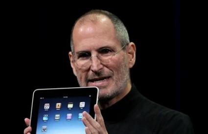 Steve Jobs na predstavljanju iPada
