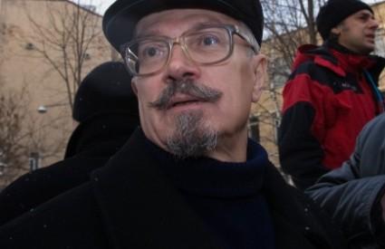 Među uhićenima je i Eduard Limonov, predsjednik Nacionalne boljševičke partije