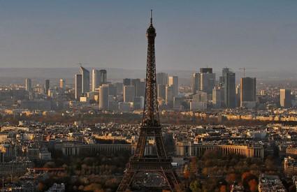 U Parizu se žestoko prosvjeduje