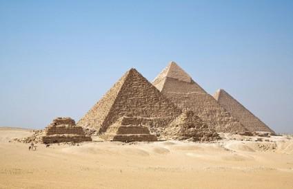 Piramide i dalje skrivaju mnoge tajne