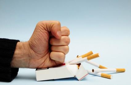 Omega-3 masne kiseline pomoći će vam prestati pušiti