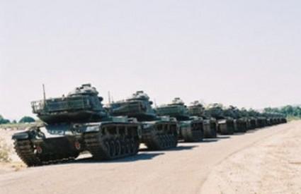 Ruske vojne igre na granici s Ukrajinom