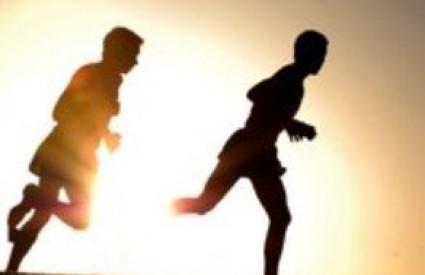 Zajedničko trčanje vodi u seks