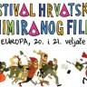 Festival hrvatskog animiranog filma u kinu Europa