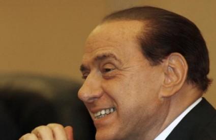 Berlusconi je pokazao svoj smisao za humor