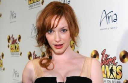 Christina Hendricks je ideal oblika kruške