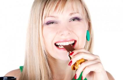 Krivnja pojačava gušt jedenja čokolade