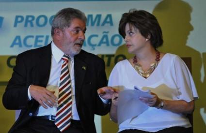 Dilma nije uspješna kao prethodnik Lula