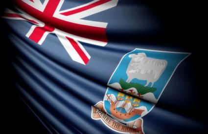 Cameron ne da Falklande