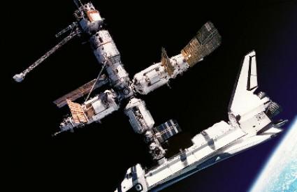 Od gašenja Space Shuttle programa Rusi su preuzeli opskrbu ISS-a