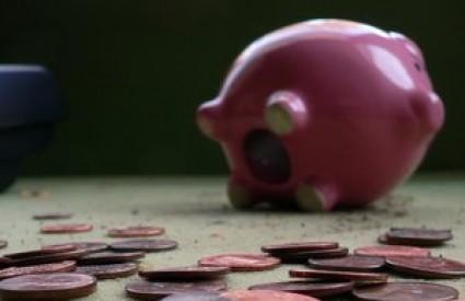 Ljubičasta kasica privući će novac