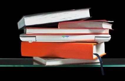 Knjige se čitaju sve manje